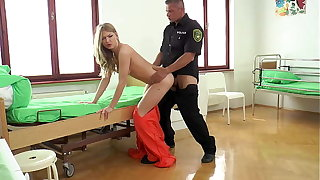 Russian inmate Lucy Heart likes it wild 4K (teaser)