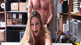 Young Pamper white female object dicked down