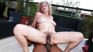 hairy 72 length of existence old granny first time interracial